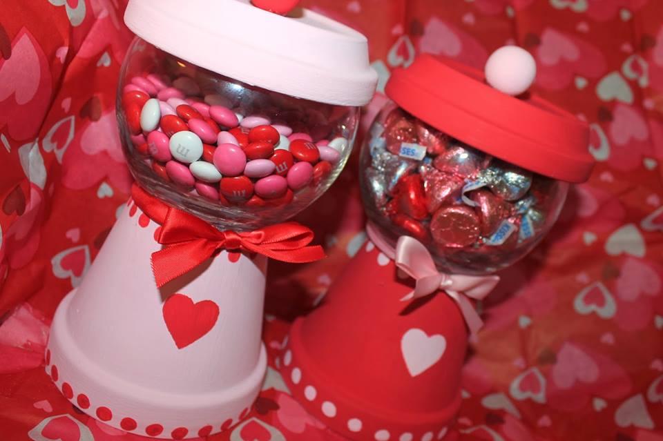 Diy Valentine S Decorations